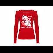 Majica ženska DR Santa don't exist