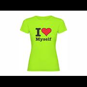 Majica ženska I love myself