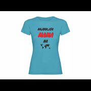 Majica ženska Najboljša mama
