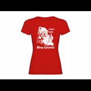 Majica ženska Santa don't exist