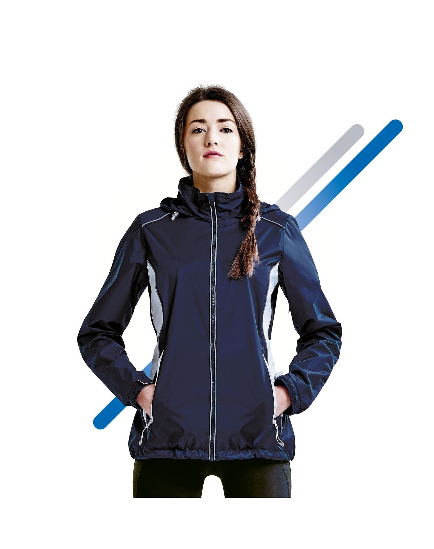 MOSCOW WOMENS ACTIVE SHELL JACKET