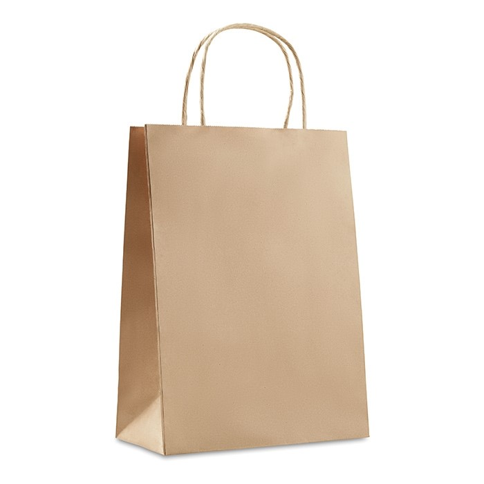 Paper Medium Gift Bag Size