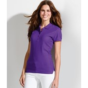 PEOPLE WOMEN'S POLO SHIRT