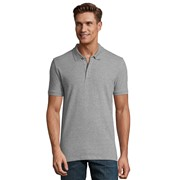 Phoenix Men Cotton-Elastane Polo Shirt