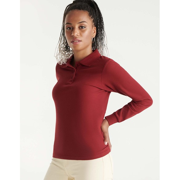 Polo Roly ESTRELLA WOMAN LONG-SLEEVE