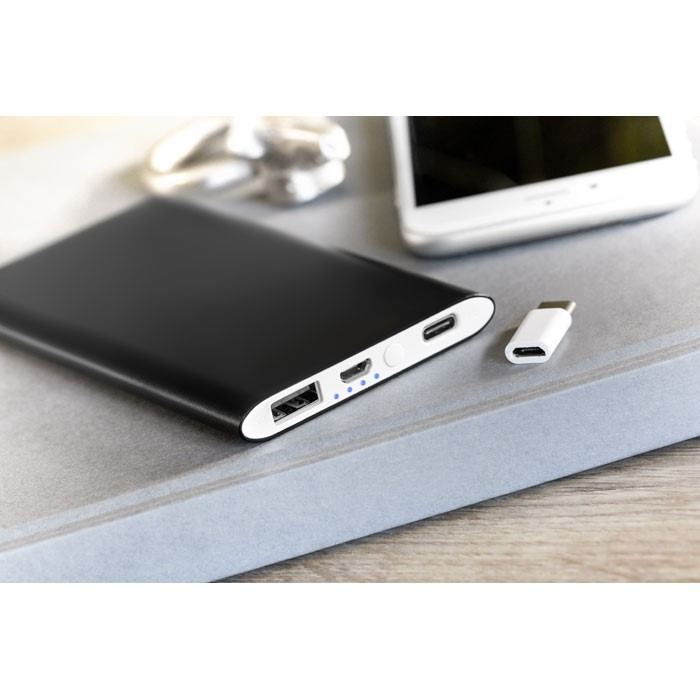 POWERFLATC - POWER BANK 4000 MAH