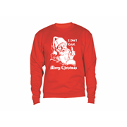 Pulover Santa don't exist