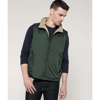 RECORD - FLEECE LINED BODYWARMER