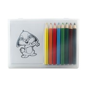 Recreation - Set Crayons De Couleur En Bois