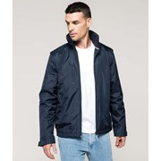 Score - Contrast Detachable Sleeve Blouson Jacket