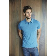 "SHORT SLEEVE ""BLEND"" POLO SHIRT"