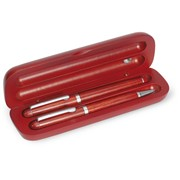 S#JOUR - Wood pen set in box