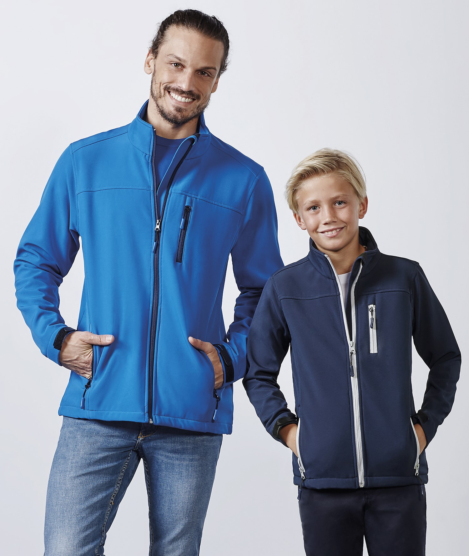 SOFT SHELL ROLY ANTARTIDA HOMME