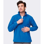 Sols Ness Unisex Fleece 1/4 Zip Sweatshirt