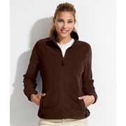 Sols North Women Zipped Fleece Jacket