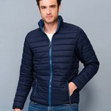 SOL'S RIDE MEN LIGHT PADDED JACKET