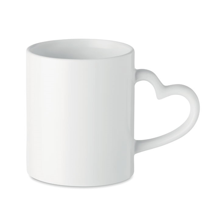 SUBLIM WHITE - Ceramic sublimation mug 300ml