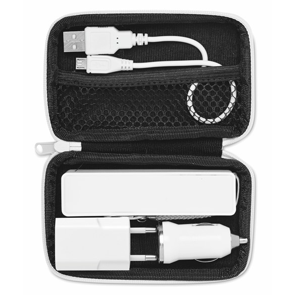 SUPERPOUCH - Power bank Potovalni Set
