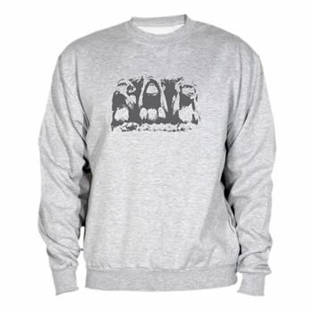 Sweatshirt Monkeys