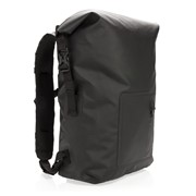 Swiss Peak waterproof backpack, black