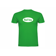 T shirt Bad boy sign