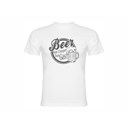 T-shirt Beer Gas