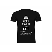 T shirt Calm Tattooed