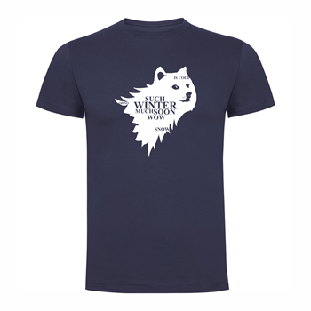 T shirt Doge Winter