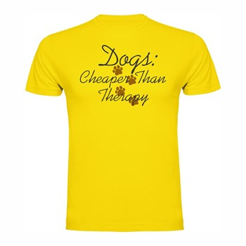 T shirt Dogs Therapy