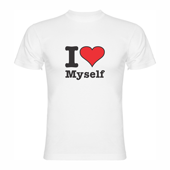T-shirt I love myself