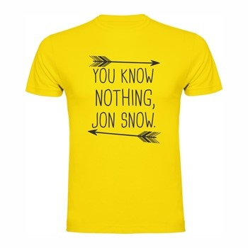 T shirt Jon Snow