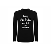T shirt LS Artist