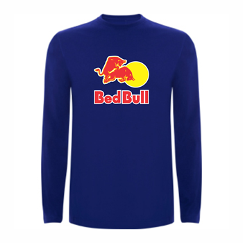 T shirt LS Bed Bull