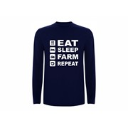 T shirt LS Farm