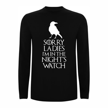 T shirt LS Night's watch