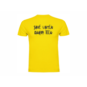 T shirt Save Water