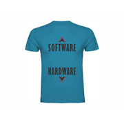 T-shirt Software Hardware