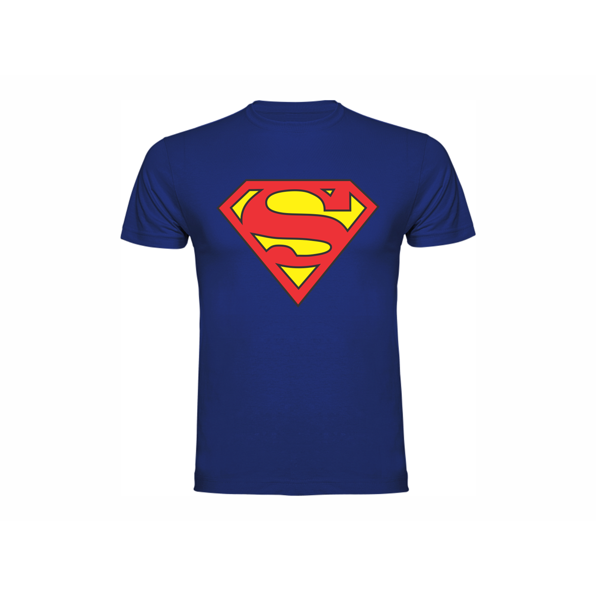 T shirt superman for Make your own superman shirt