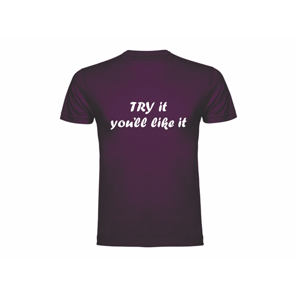 T shirt Try it