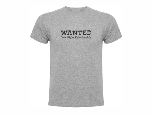 T shirt Wanted