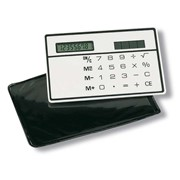 TADESI - Solar slim card calculator