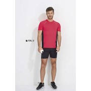 TEE-SHIRT RUNNING HOMME MANCHES COURTES SYDNEY
