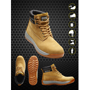 Telford Workwear Safety Honey Boot
