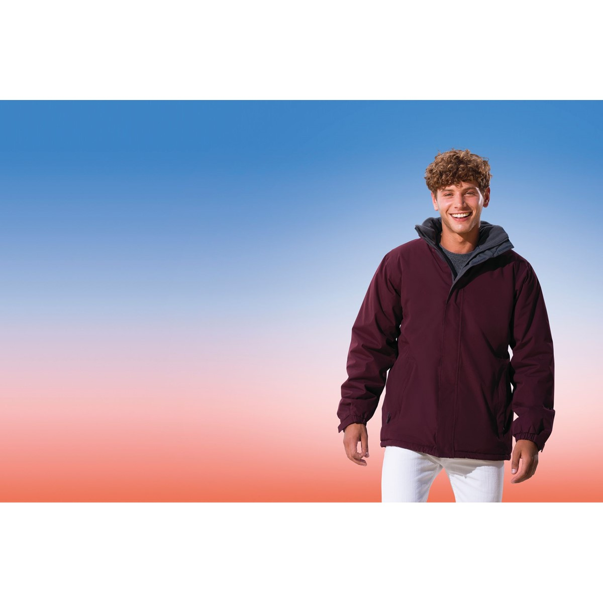 Waterproof insulated Jacket Aledo