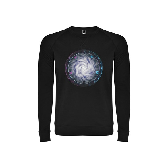 Woman Sweatshirt Stellar Beat 5