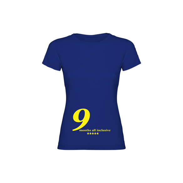 Woman T-shirt 9 months all inclusive
