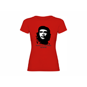 Woman T-shirt Che Guevara