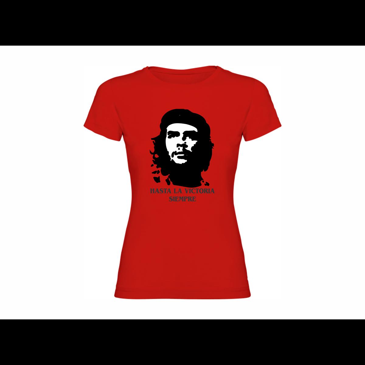 606cdc5f6 Woman T-shirt Che Guevara