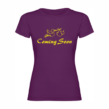 Woman T-shirt Comming Soon