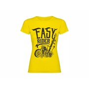 Woman T shirt Easy rider
